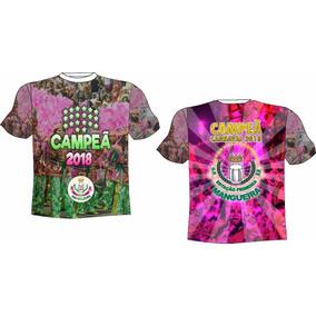 Camisa Mangueira - Camisa Manga Curta Masculino no Mercado Livre Brasil 024268fec73