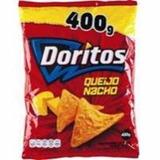 Doritos Queijo 400g - Elma Chips! Melhor Preço°