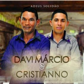 Cd Davi Márcio & Cristianno Adeus Solidão