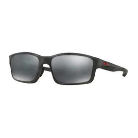 Oculos Oakley Chainlink Oo9252-10 Asian Fit Preto Espelhado ff9d4c2c15