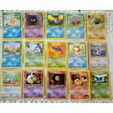 Cartas Pokemon Nintendo Originales