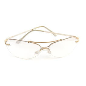 175e3fabfcd67 Óculos Sem Aro Transparente De Sol - Óculos no Mercado Livre Brasil