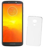 Celular Motorola Moto E5 Plus Xt1924-1 Dual 16gb 6 Cinza