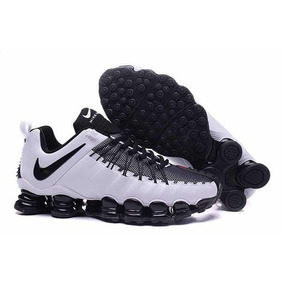 fff377a1e61 Nike 12 Molas Masculino - Tênis Branco no Mercado Livre Brasil