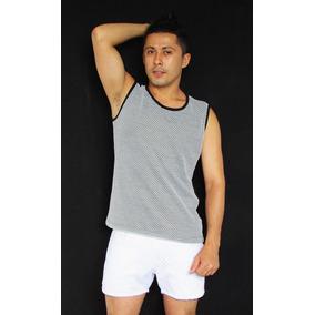 Regata Arrastao Furadinha - Camisetas para Masculino no Mercado ... f3960c9a079