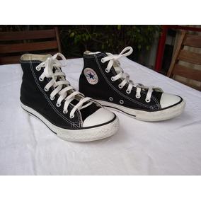93a42f2d Zapatilla Botita Converse All Star Lona Acebrada N 41,5 - Zapatillas ...