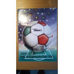 Album Copa Do Mundo De 1990 - Iugoslávia
