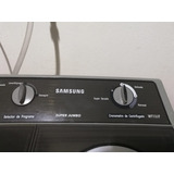 Lavadora Samsung Super Jumbo Air Dry Sistem