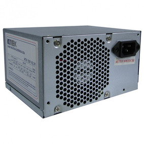 Fonte K-mex Micro Atx/ Itx 300w Com Cabo Cooler Px450rqg