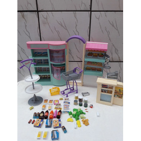 Supermercado Da Barbie Mattel 2000