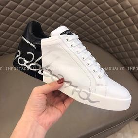 9cd26c785c149 Tenis Dolce Gabbana Feminino - Calçados, Roupas e Bolsas Preto no ...