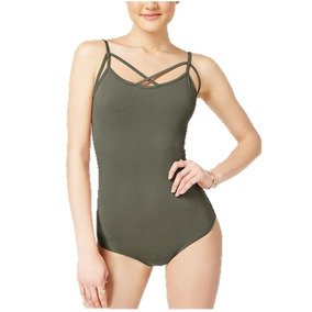 Pantiblusa Bodysuit Body Mujer Tiras Importado Say What