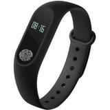 Relógio Inteligente Monitor Passo Batimentos Calorias Fitnes