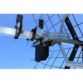 Kit Antena Aluminio Tv Nova 2 Lb 44 Uhf Digital Hdtv