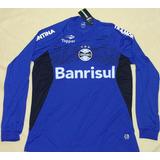 5b030d4ba0bef Camisa De Goleiro Do Grêmio 2012 100% Original Topper - 12