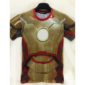 Playera Iron Man Mediana Envío Gratis Avengers