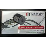 Motor Condensador Ventilador 1/3 Hp Cw Ccw 208-230v 1075rpm