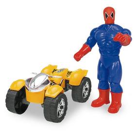 Quadriciclo Spider Contenders Riders - Usual Plastic