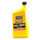 Aceite 15w40 Mineral Golden Supreme Importado