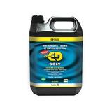 Desengraxante Liquido Solv Limpeza Industrial - Quimatic 5 L