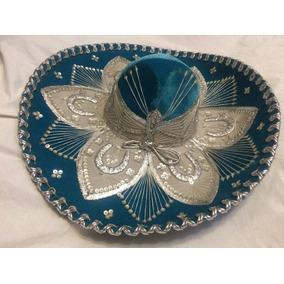 Sombrero Mariachi Mexicano En Cordoba - Indumentaria Antigua ... 74e5db025a2