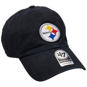 Gorra De Los Pittsburgh Steelers Negra - 190 00 en Mercado Libre México ea487d9b30f