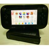 Nintendo Wii U 32gb (140) Black + 7 Sorpresas Chacao