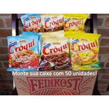 Caixa Granola Croqui Da Feinkost Com 50 Unidades(saches 30g)