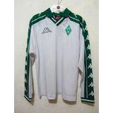 Camiseta Werder Bremen De Juego - Camisetas de Hombre en Mercado ... 8fcd29e0f11d2