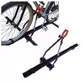 Calha Transporte De Bike Transbike Para Teto Do Carro 1 Bike