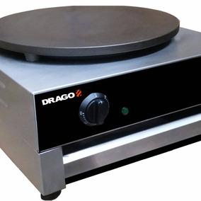 Drago Crepe Maker De-1 Diam.plato 1-40 Cm Consumo 3 Kw