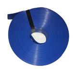 Cinta Rompeviento Azul Claro P Malla Cicloni Rollo 15m2 Ac15