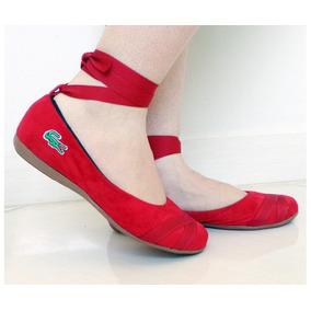 c454a1ffc2ddc Sapatilha Lacoste Original Feminino Sapatilhas - Calçados