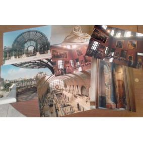 Lote De 7 Fotos Fotografias De Museos Del Mundo
