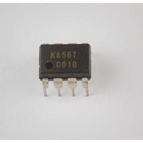 Circuito Integrado Ka567 Lm567 (10 Peças)