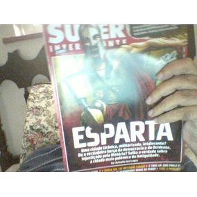 Revista Super Interessante Esparta Edição 238