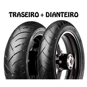 Pneu Maxxis Mast2 190/55zr17 120/70zr17 Ducati 1098 07-13