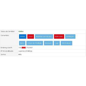 Módulo Teamspeak 3 + Tsdns + Cloudflare + Instalação