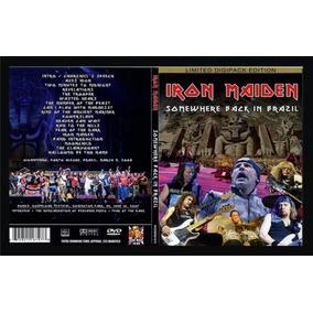 Iron Maiden - Back Brazil Dvd