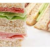 Sandwiches Olímpicos Simples, El Ciento $990