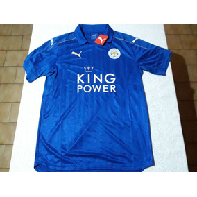 f76be8f5ab180 Camiseta Leicester City - Camisetas de Clubes Extranjeros Adultos en ...