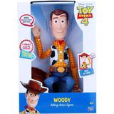 Toy Story 4 - Woody - Figura De Acción Parlante - Español