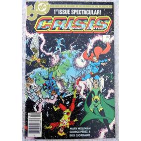 Crisis On Infinity Earths Nº 1 - George Pérez - 1985 - Dc