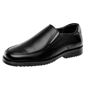 Zapato Escolar Niño Yuyin 28051 Ng 15-25 Envio Gratis