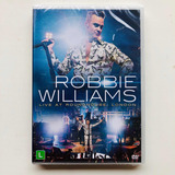 Robbie Williams Live At Roundhouse London Dvd Exclusivo