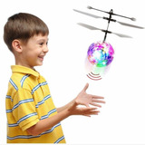 Esfera Voladora/mini Drone Con Sensor Y Luces - Flying Ball