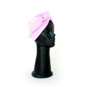 Turbante De Microfibra Violeta Baño Morph