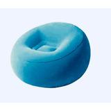 Mueble Inflable Color Celeste Bestway Nuevo