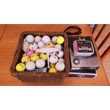 Pelotas De Golf Nuevas Titleist Pro V1, Tees, Pinacle