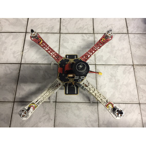 Drone Original Dji F450 Com Naza Phantom V2+gpsm8n+radio